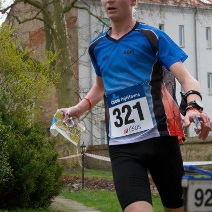 1. ŽA sprint